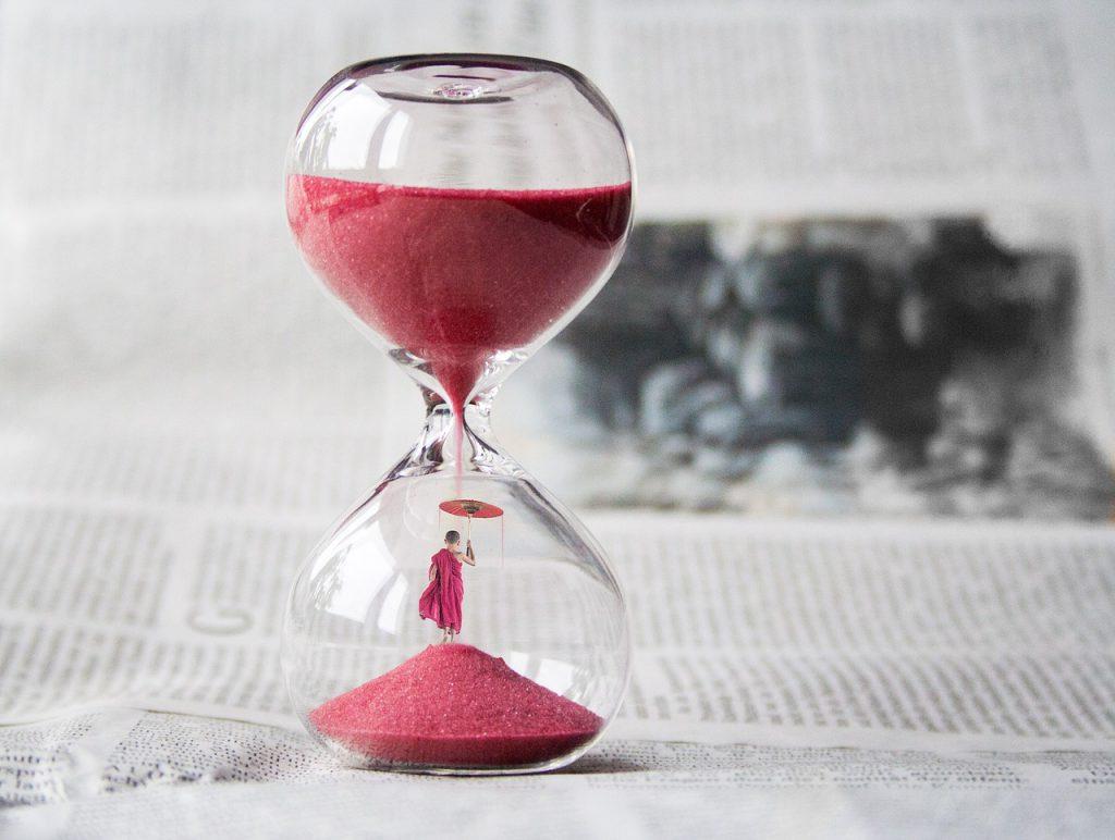 Geduld ist eine Tugend