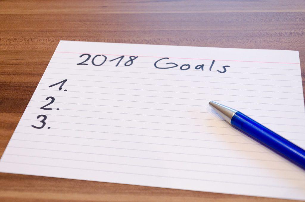 Deine Ziele zum Jahreswechsel