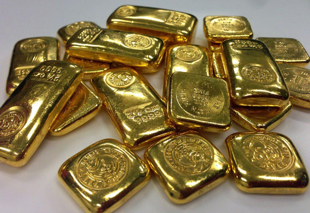 Gold als sichere Geldanlage