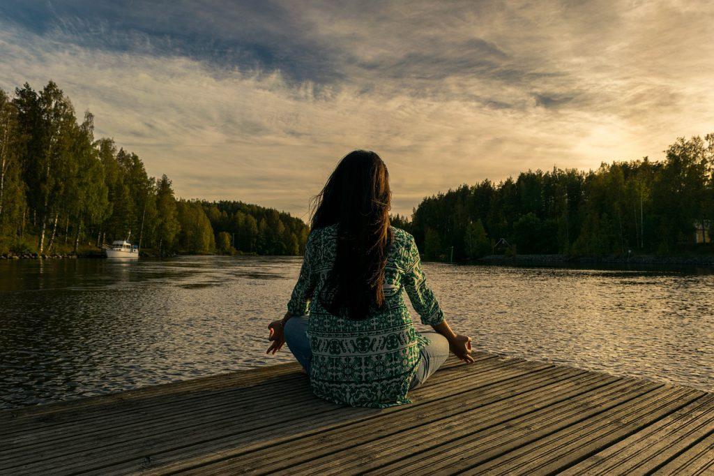 Mehr Selbstbewusstsein durch ein Mantra
